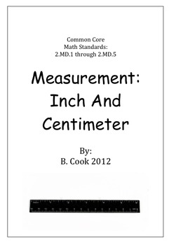Measurement Common Core Grade 1-2