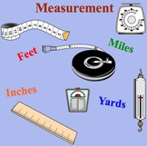 Measurement Estimation Inches, Feet, Yards, Miles Smartboa