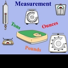 Measurement Estimation Weight (ounces, pounds, tons) Smart