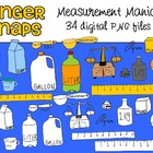 Measurement Mania Clip Art Set