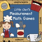 Measurement Math Games &amp; Activities (Common Core)
