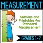 Measurement Monsters - Measuring Length - Aligned to Common Core