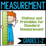 Measurement - Measuring Length  - Common Core