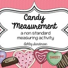 Measurement: Non- Standard Units (Valentine's Candy)
