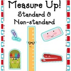 Measurement: Standard &amp; Non-standard activities