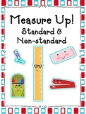Measurement: Standard & Non-standard activities