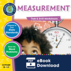 Measurement - Task & Drill Sheets Gr. 3-5