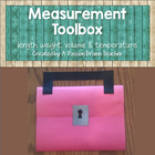 Measurement Toolbox  Craftivity