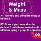 Measurement - Weight & Mass - Smart Board Lesson