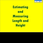 Measurement and Estimation--Non-Standard Units