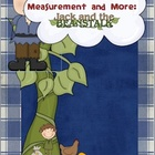 Measurement and More with Jack and the Beanstalk