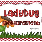 Measurement and Problem Solving with The Grouchy Ladybug B