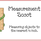 Measurement to the Half Inch Scoot