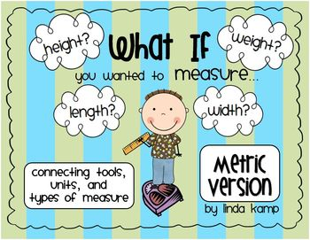 Measurement:Connecting Tools, Units,Types of Measure {Metr