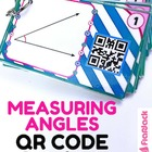 Measuring Angles QR Code Fun (CCSS 4.MD.C.5, 4.MD.C.6)