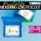 Measuring Length Scoot Task Cards