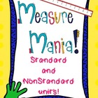 Measuring with Standard and NonStandard Units!