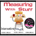 Measuring with Stuff: Using Non-Standard Units