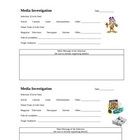 Media Investigation Cards