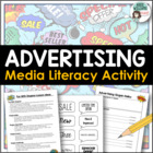 Media Madness - 8 Fun and Engaging Literacy Activities for Media