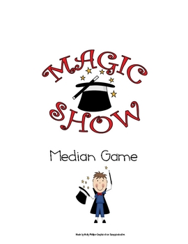 Median Math Game