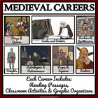 Medieval Careers in Medieval Times Volume 1