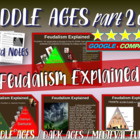 Medieval Europe (PART 2: FEUDALISM EXPLAINED) engaging 88-