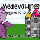 Medieval-Lines - Number Lines to 10, 20 and 30