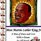 Meet Martin Luther King, Comprehensive Elementary Unit Study