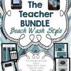 Meet The Teacher Bundle II {Editable} Back to School Printables