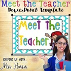 Meet the Teacher - SmartBoard File