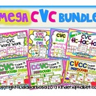 Mega CVC Bundle plus CVCC and CCVC Packs