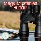 Mega Mysteries Bundle - 9 activities for drawing conclusions