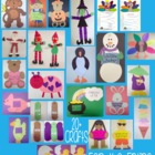 Mega Year Long Craft Pack - 20 Crafts!