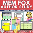 Mem Fox Mega Pack includes units for five of her books