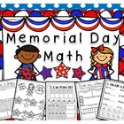 Memorial Day {Math Printables}