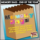 Memory Bags - An End of the Year Reflection Project