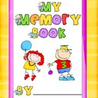Memory Book - For Any Grade Level