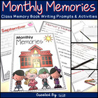 "Memory Book-""Monthly Memories"""