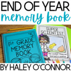 Memory Lane {An End of Year Memory Book}