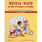 Mental Math Book in Primary Grades
