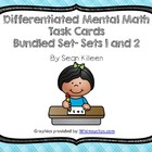 Mental Math Multidisciplinary Cards Bundled Set