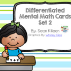Mental Math Multidisciplinary Cards Set 2