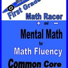 Mental Math Strategies and Quizzes 0-10 for First Grade Co