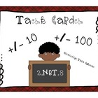Mental Math Task Cards (2.NBT.8)
