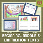 Mentor Texts for Teaching Beginning, Middle, and End