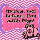 Mercy Me! Science Fun with Pigs!