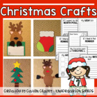 Merry Christmas Craftivities!