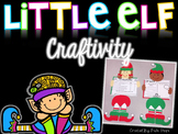 Merry Little Elves Writing Craftivities