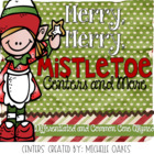Merry, Merry Mistletoe Centers and More